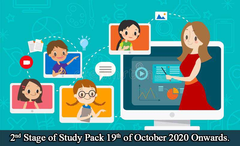 2nd Stage of Study Pack